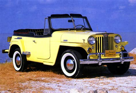 1950 Willys Jeepster Engine 1950 Free Engine Image For