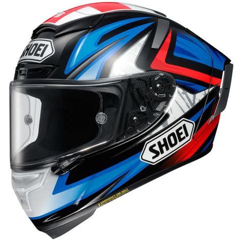 Helm Shoei Replika Bradley Smith Shoei X Spirit Iii Replica Helmet Replica