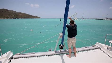 boat mooring techniques catamaran sailing techniques anchoring and picking up a