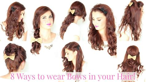 Should You Wear Hair Accessories by How Should Wear Hair 5 Different Ways To Wear Bangs