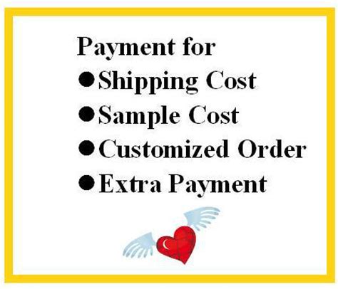 aliexpress shipping cost aliexpress com buy special payment link for extra fee