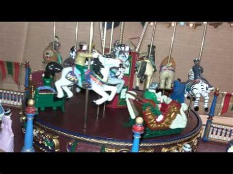 mr christmas nottingham fair 2003 mr nottingham fair roundabout carousel animated