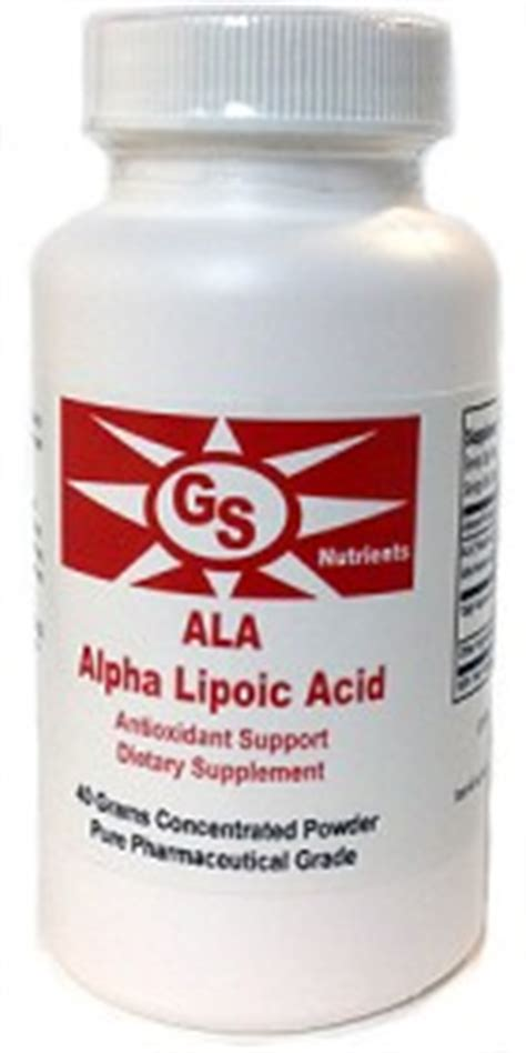 Alpha Lipoic Acid Detox Mercury by Products Archive Dmsa Chelation Detoxify Your Quickly