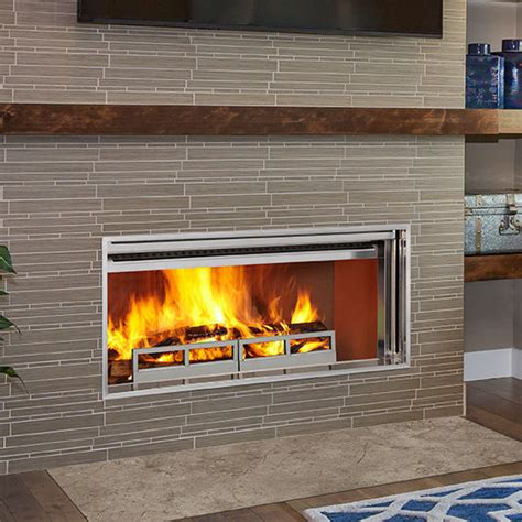 Heatilator Fireplace Dealers by Longmire Linear Wood Fireplace By Heatilator Forge