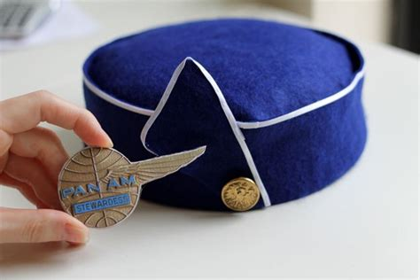 How To Make A Flight Attendant Hat Out Of Paper - 25 best ideas about stewardess costume on