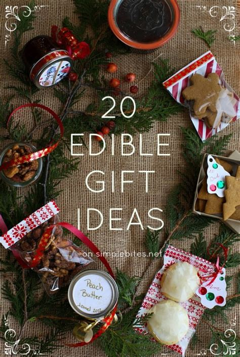 my 20 favorite edible gifts recipe maple spice candied nuts simple bites