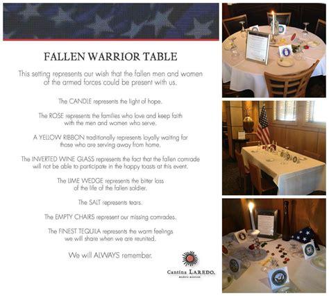 fallen soldier table script fallen comrade table brokeasshome com