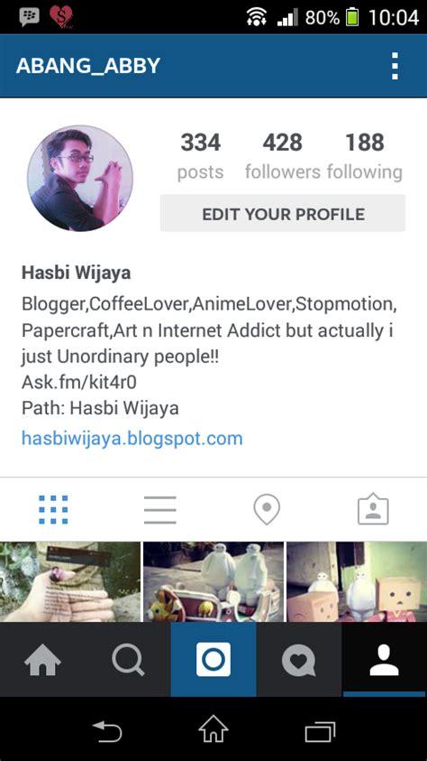 cara membuat instagram baru di blackberry cara membuat instagram in hand dengan smartphone hasbi