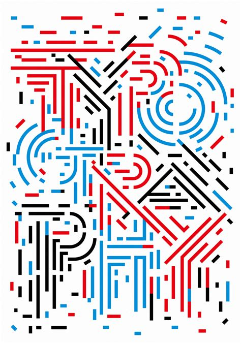 design poster type spatial relations 4 an interview with shun sasaki
