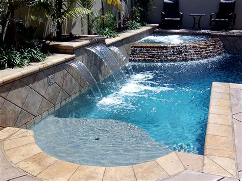 Images Of Backyards With Pools Greecian Pools Bakersfield Ca Geometric Swimming Pools