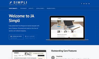Joomla Template 3 Free