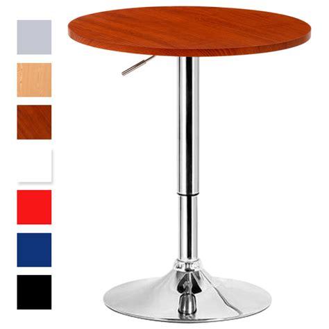 Bar Bistro Table Bar Table Bistro Table Spuare Kitchen Dining Swivel Pub Table Adjustable U053 Ebay