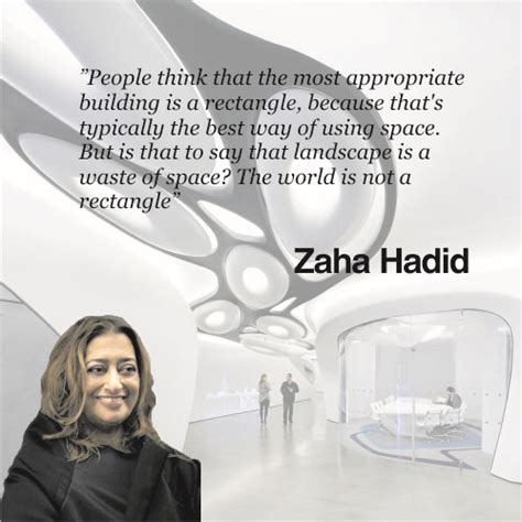 zaha hadid philosophy 1000 architecture quotes on quotes human