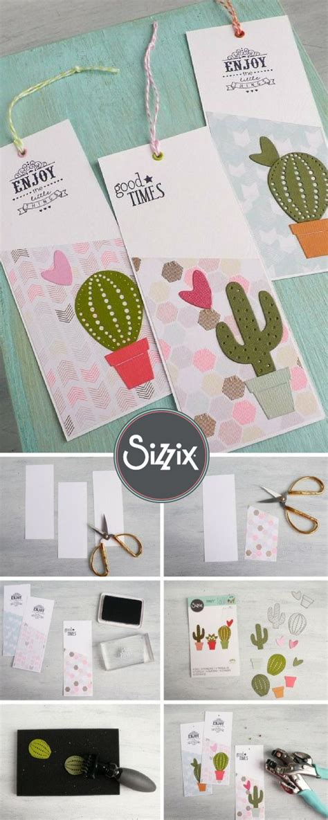 Easy Handmade Bookmarks - 25 best ideas about handmade bookmarks on