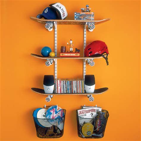 skateboard shelves burger