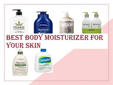 the best moisturizer for skin best moisturizer for your skin