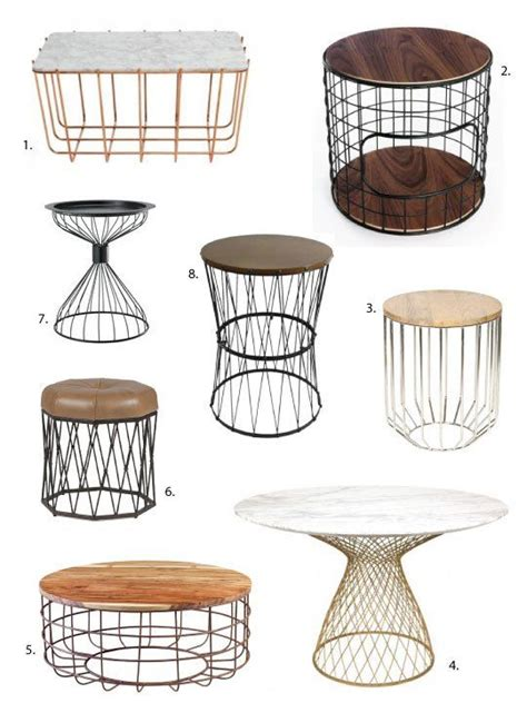 wire and wood basket side table amazing industrial wire and wood basket side table 60