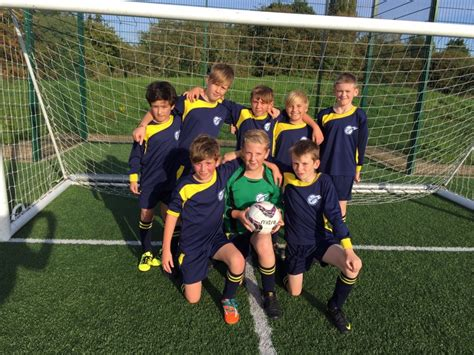 Cottage Primary School Hull by Football Success Bricknell Primary School