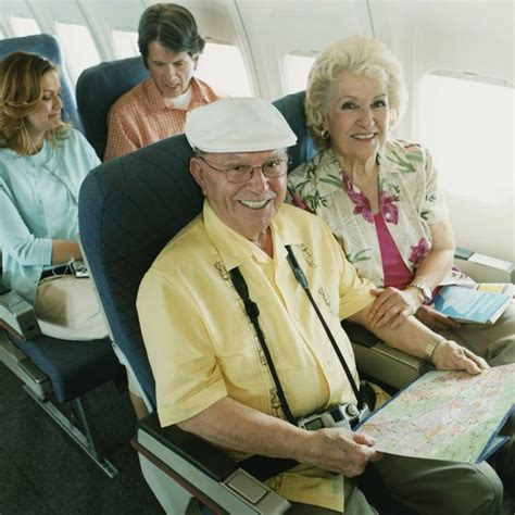 airlines  offer senior discount rates usa today