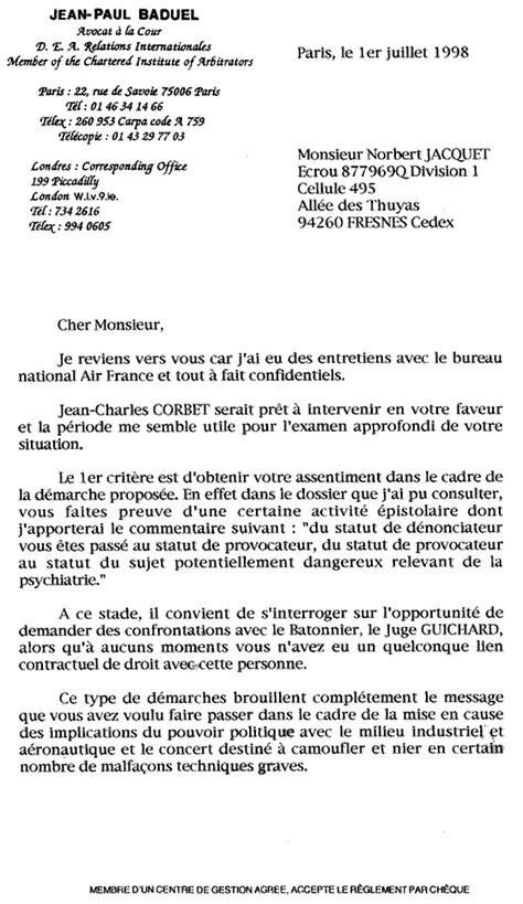 Modèle De Lettre à Un Avocat Lettres De Ma 238 Tre Baduel Avocat