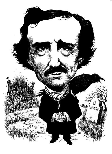 Fotos de Edgar Allan Poe | Corrosiva