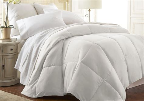 what is an alternative comforter goose down alternative comforter only 24 99 shipped