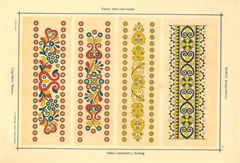 pattern magic kniha počet nejlepš 237 ch obr 225 zků na t 233 ma vyšivky slovensk 233 a česk 233
