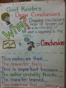 picture books for drawing conclusions drawing conclusions anchor chart search