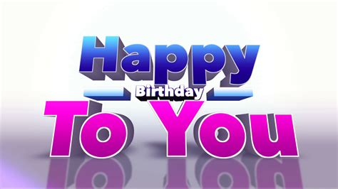 what is a happy l happy birthday 3d png www pixshark com images