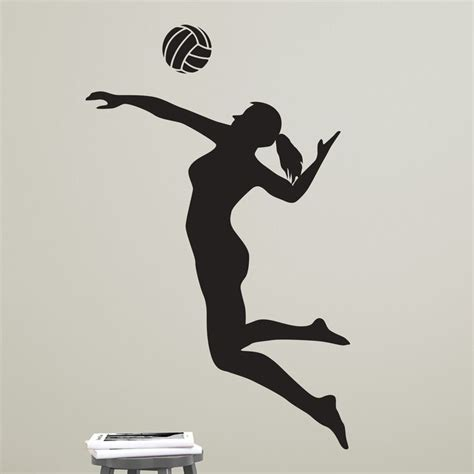 Wall Stickers For Nurseries 1000 ideas about volleyball tattoos on pinterest