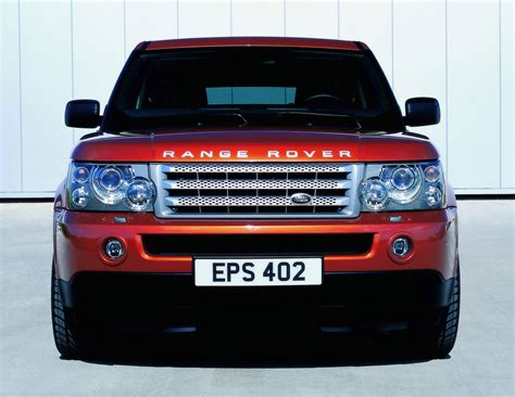 range rover front land rover range rover sport 2006 cartype