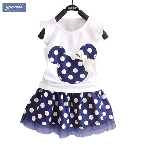 Gop Shortsleeve Minnie Blue Dress cheap clothes for clothes zone