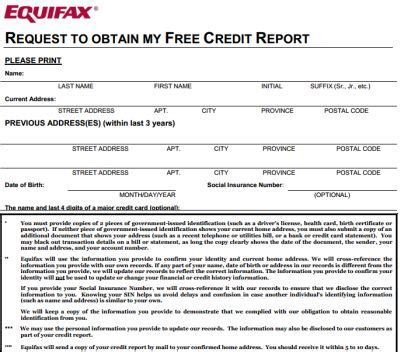 Credit Rating Format Frugality Free Stuff Page Freebies
