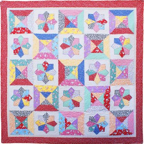 Whirligig Quilt Pattern by Whirligigs Free Pattern Robert Kaufman Fabric Company