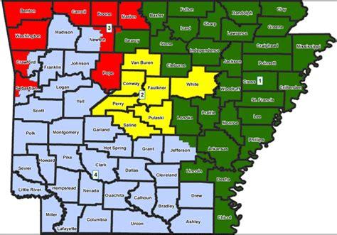 arkansas house of representatives arkansas congressional district map see us house representative