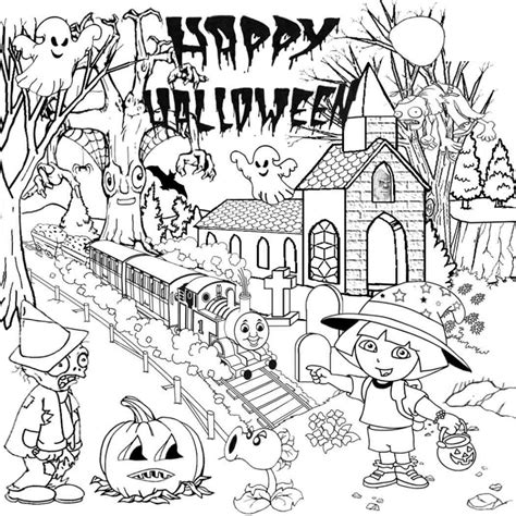halloween coloring pages games best halloween activities for kids activity shelter