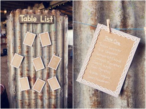 Wedding Anniversary Ideas Nsw by Diy Wedding Seating Chart Ideas Rustic Seating Chart