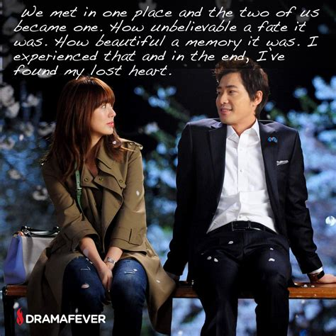 film drama korea when a man falls in love quotes from korean dramas quotesgram