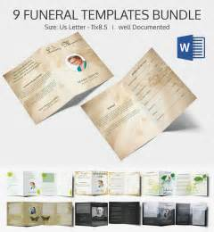 Funeral Presentation Template by Sle Obituary Template 11 Documents In Pdf Word Psd