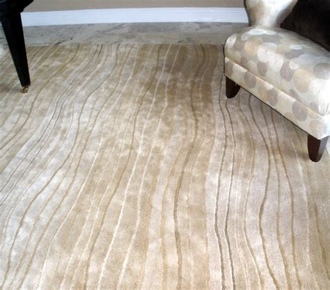 Custom Sized Area Rugs Custom Size Area Rug Sand Dunes Contemporary Living Room Miami By Wall2walldesign Inc