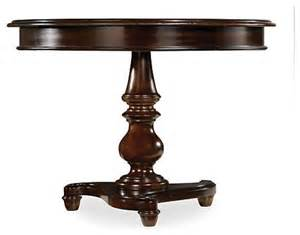 estate 42 inch pedestal dining table dining