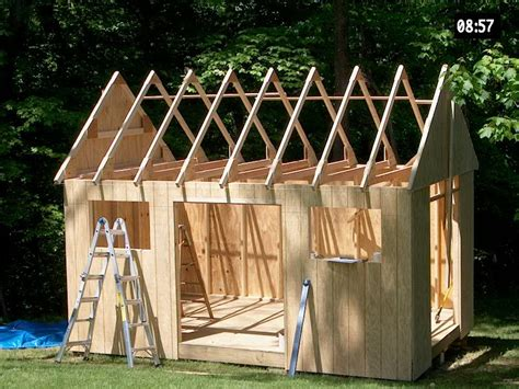 utility shed plans wooden garden shed plans