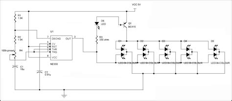 led circuits diagrams led circuit diagrams 20 wiring diagram images wiring