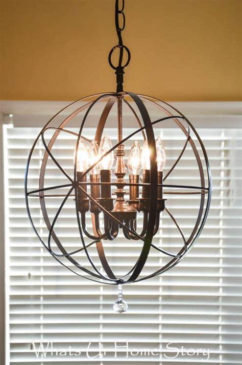 White Orb Light Fixture 25 Best Ideas About Orb Chandelier On Modern