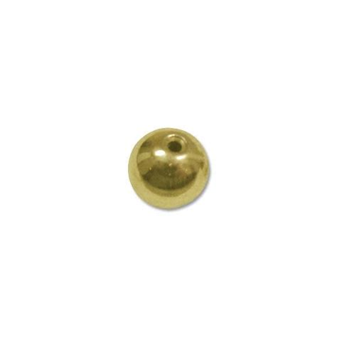 memory wire end memory wire end cap 5mm gold plated 10 pcs bead end