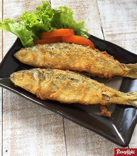 ikan bandeng presto gurih  lezat resep resepkoki