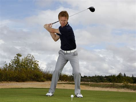 golf driving swing driver swing tips golf monthly