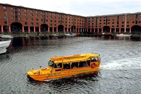 bid for yellow duckmarine style tours to return to - Boat Tour Liverpool
