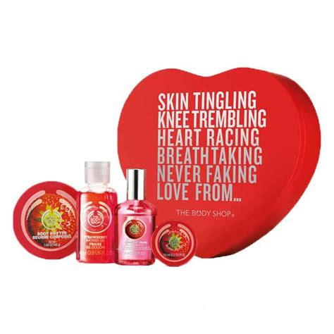 Shop Gift Box Set Activist End Shower Gel the shop sweetheart gift set tgs41l