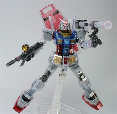 The Gundam Base Freedom Ver 2 Limited g リミテッド gallery mg 1 100 the gundam base limited rx 78 2 gundam ver 3 0 clear color mobile